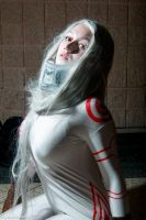Shiro Cosplay (deadman wonderland) by sarah-pumkadoodle