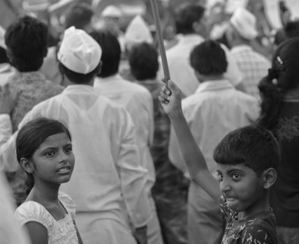 Victory rally 17 28-8-2011 by vikram-de-travancore
