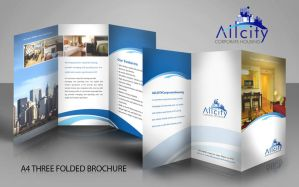 All City A4 Brochure No.2 by kn33cow