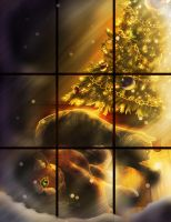 Christmas Tree by Rae-elic