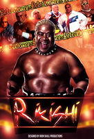 WWE - RIKISHI by TheIronSkull