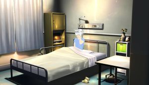 Hospital room Download by KingdomHeartsNickey