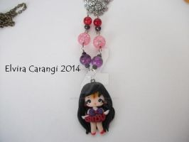 Sailor Mars (available on etsy) by elvira-creations