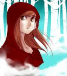 Le Petit Chaperon Rouge by Dunicakes