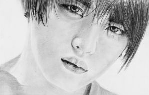 HERO JaeJoong 5 by Karolincia