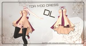 TDA IYDD Dress by Kowaii-Kaorry