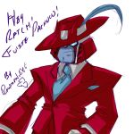 TF - Ani Ratchet Pachuco by plantman-exe