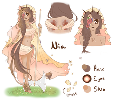 Nia by Cysco-Inu