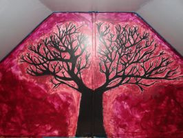 Tree Wall Mural by Kate078