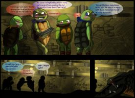 TMNT At Heart- CH1 - PG1 by DogmaticLoki