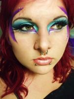 Cyber eyes by itashleys-makeup