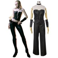 Devil May Cry 4 Trish Cosplay Costume by morseedwina