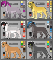 FEMALE Adoptable Sheet CLOSED by Frosstie