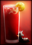 Strawberry Lemonade by Munzilla
