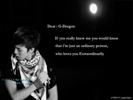 I love you GD by 417991117
