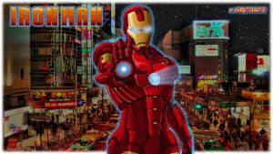 Wallpaper 1920x1080 ironman by Naruttebayo67
