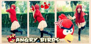 Why don't you love me? - Angry Birds by Shirokii