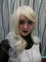 don't hug me I'm scared cosplay by UndertakerisEpic
