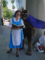 AX'11: Beauty and the Beast by theEmperorofShadows