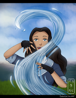 Waterbender by BakanoGabi