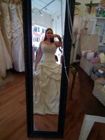 Wedding dress Self Shot by Doctor-Honesty