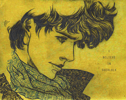 i believe in sherlock by Nunar