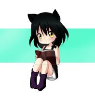 Little Blake by Final-Boss-Emiko
