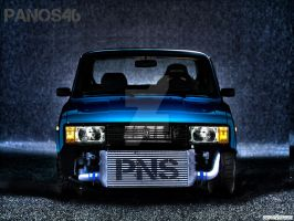 lada 2105 drift spec by panos46