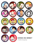 KNB 2014 Buttons by kyunyo