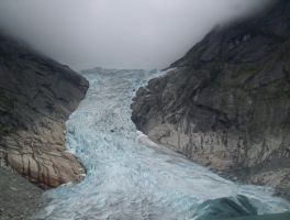 Briksdalsbreen 2 by dirtbag007