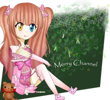 Merry Channel ~ Comission by LittlePanda3
