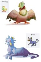 pokefusions by scrii