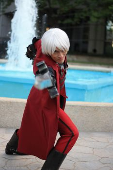 Dante - Devil May Cry by DoubleVision107