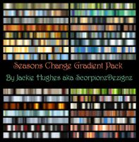 Seasons Change Gradient Pack by ScorpionzDezignz