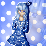 polka dot girl remake by kiriokus12