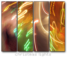 Christmas Lights by CrimsonSparrow