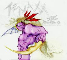 The Maxx Coloured by AnarchicQ