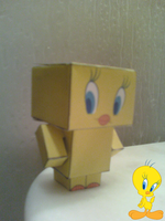 Tweety Cubee Finished by rubenimus21