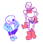 skelebros by KhaoticCuteness