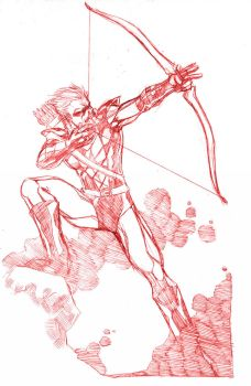 Green Arrow by stalk