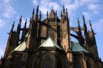 St Vitus's Cathedral by deadrose333