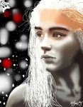 Daenerys Targaryen from Game Of Thrones by Exodus-IV
