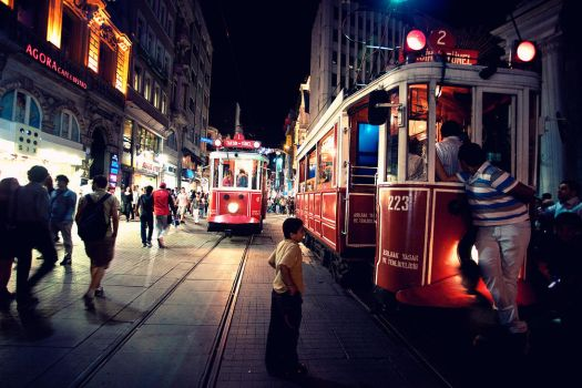 istiklal street by theprodiqy