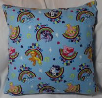 My Little Pony Pillow 3 by quiltoni