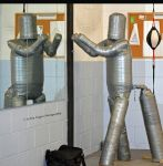 Duct Tape Man by JamminJo