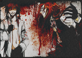 Grell Sutcliff by AnnaProvidence