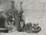 Glass Still Life by Shunshuu-Tsunami