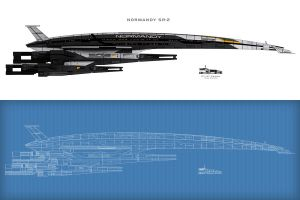 Normandy + Kodiak by mattlolwtf