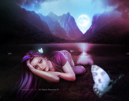 Missing Dream by ROSALIAN