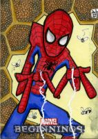 Marvel Beginnings II - Spider-Man by 10th-letter